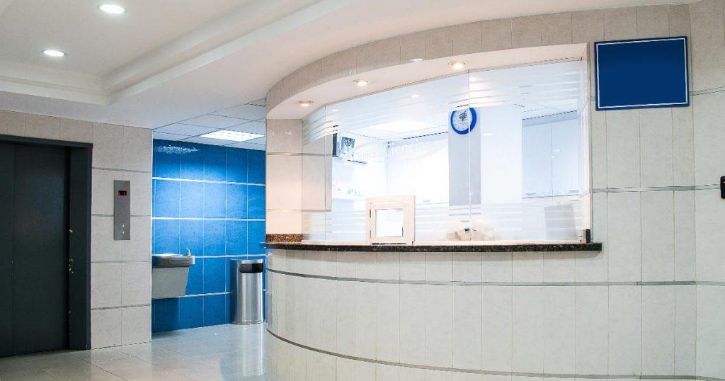 Krankenhausberatung - Foto von Martha Dominguez de Gouveia